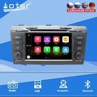 for mazda 3 2004 2005 2009 car radio multimedia player stereo audio navi gps 2 din head unit vertical touch screen windows ce