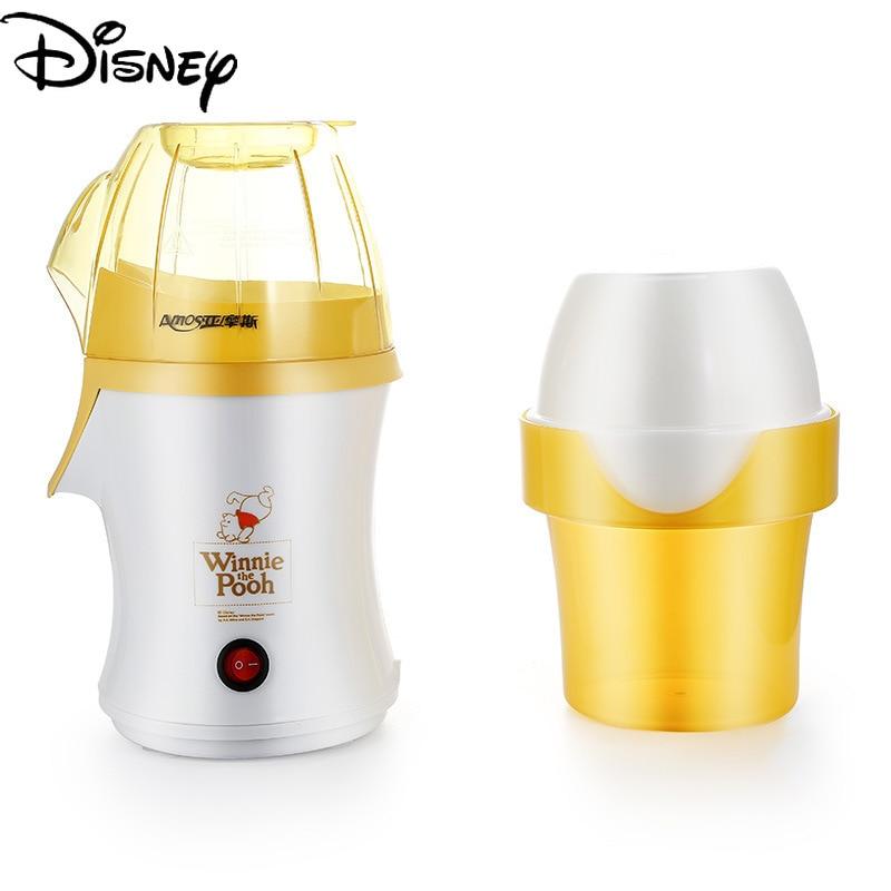 Disney popcorn machine mini home popcorn machine automatic popcorn machine electric small BM128