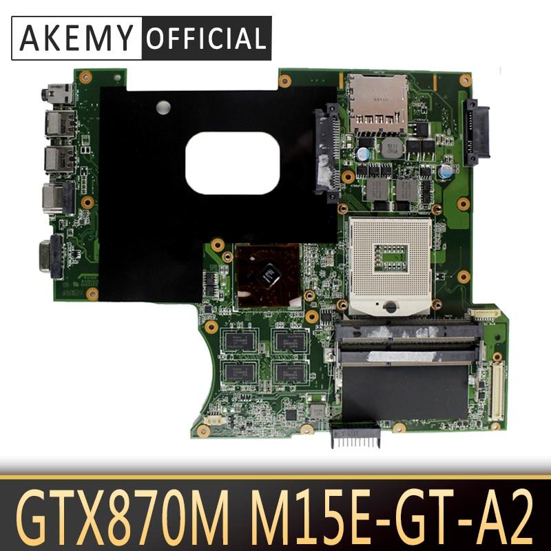 AKemy G750JS Ver 60NB04M0-VG1020 69N0QWV10C02-01 GTX 870M GTX870M DDR5 3GB vídeo VGA tarjeta para Asus G750JS portátil