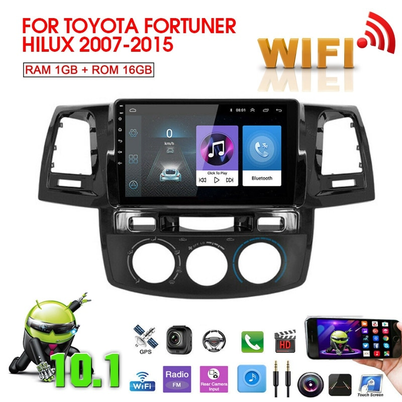 android-10-1-car-multimedia-video-player-car-dvd-player-radio-gps-navigation-wifi-for-toyota-fortuner-hilux-2007-2015-2din