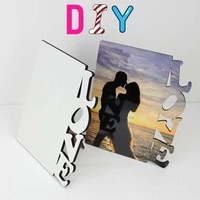 personalize picture home decor customize wedding family picture diy gifts photo frame mdf anniversary birthday frame