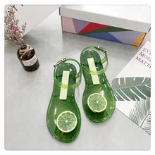 2020 nouveau Melissa femmes sandales brésilien femme gelée chaussures été femmes décontracté gelée chaussures Romam femmes Melissa sandales