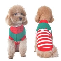 dog sweater pet winter sweater clothing clothes cat kitten cat sweater suitable for medium and small dogs