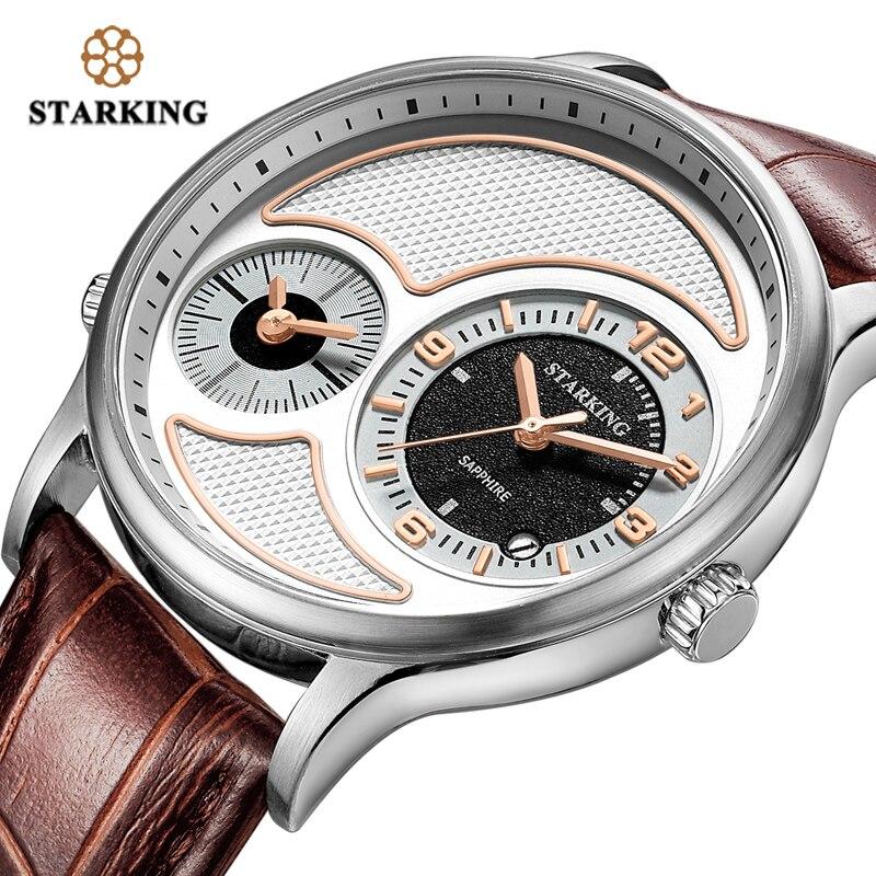 Starking-ساعات رجالية ، ساعة يد فاخرة ، أسلوب فريد ، كوارتز ، مصمم أزياء ، مجموعة جديدة 2019
