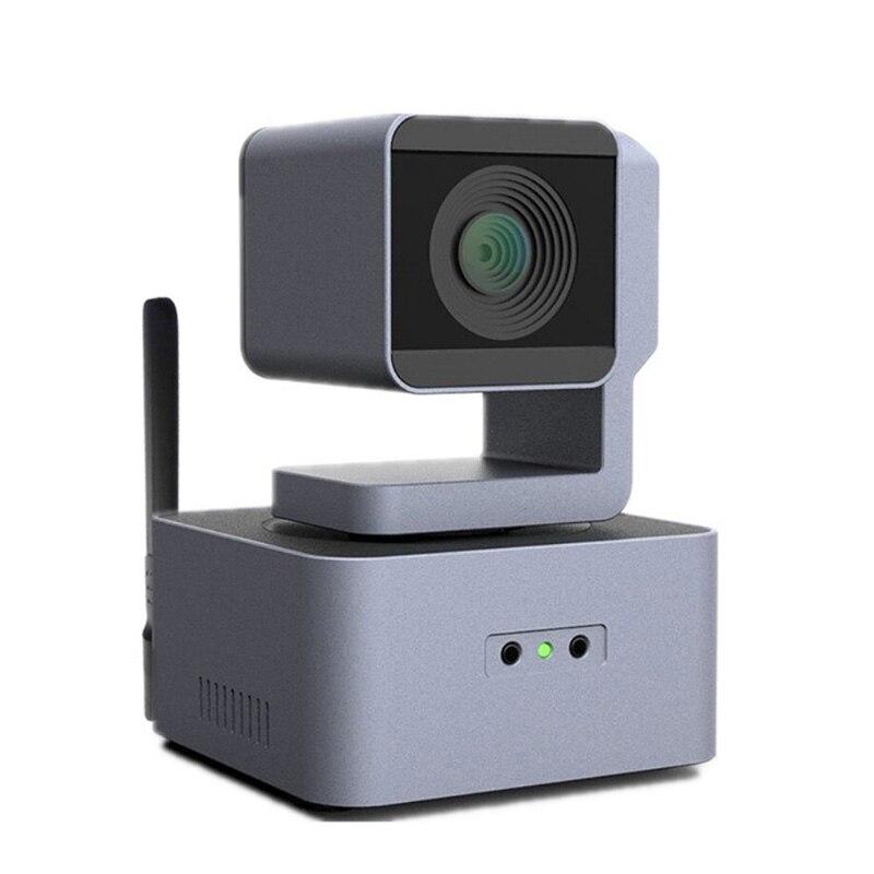 1080P HD gran angular Cámara Audio y Video conferencia dispositivo integrado sistema de conferencia remota Terminal Android