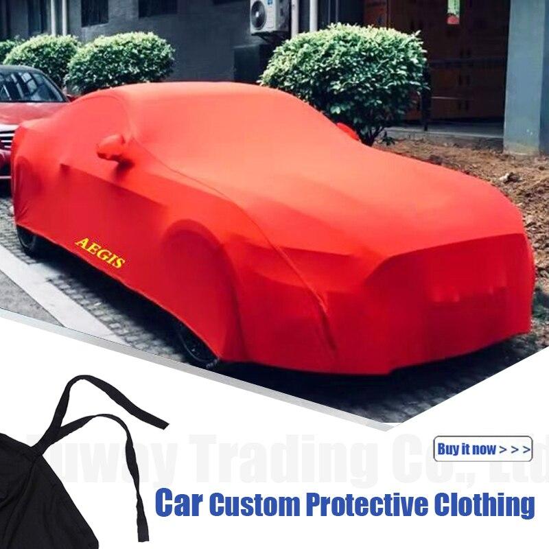 Anti UV resistente a la lluvia y la nieve cubre coches automático para Mercedes Benz Clase E E200 E220 E240 E250 E250D para Nissan GTR