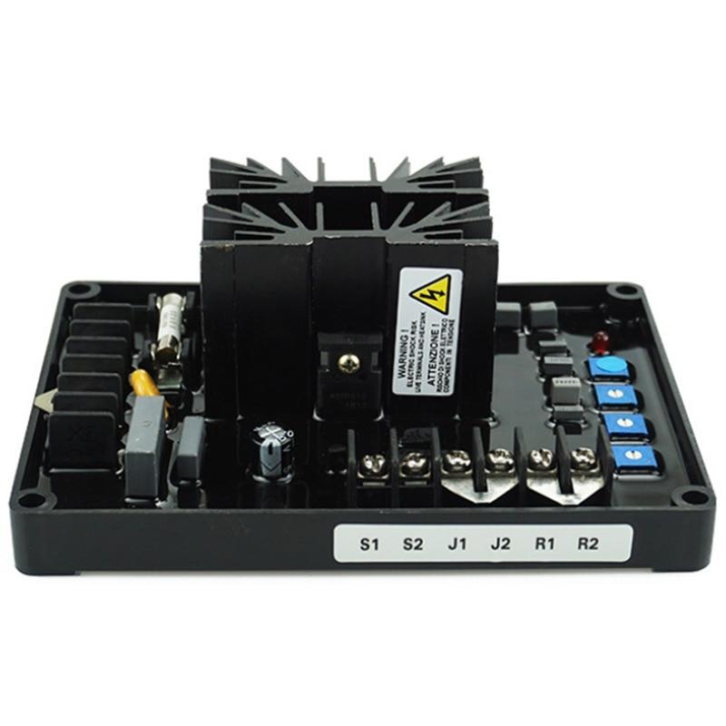Quente SV-GAVR15B sem escova regulador de tensão automático 500kva gerador avr alternador peças gavr universal power estabilizador automático