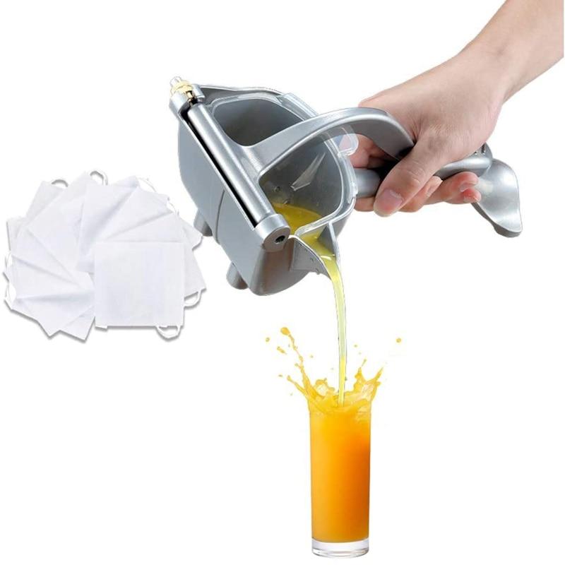 Фото - Ручная Соковыжималка для фруктов, ручная соковыжималка, соковыжималка для лимона и апельсина, домашняя соковыжималка для фруктов соковыжималка
