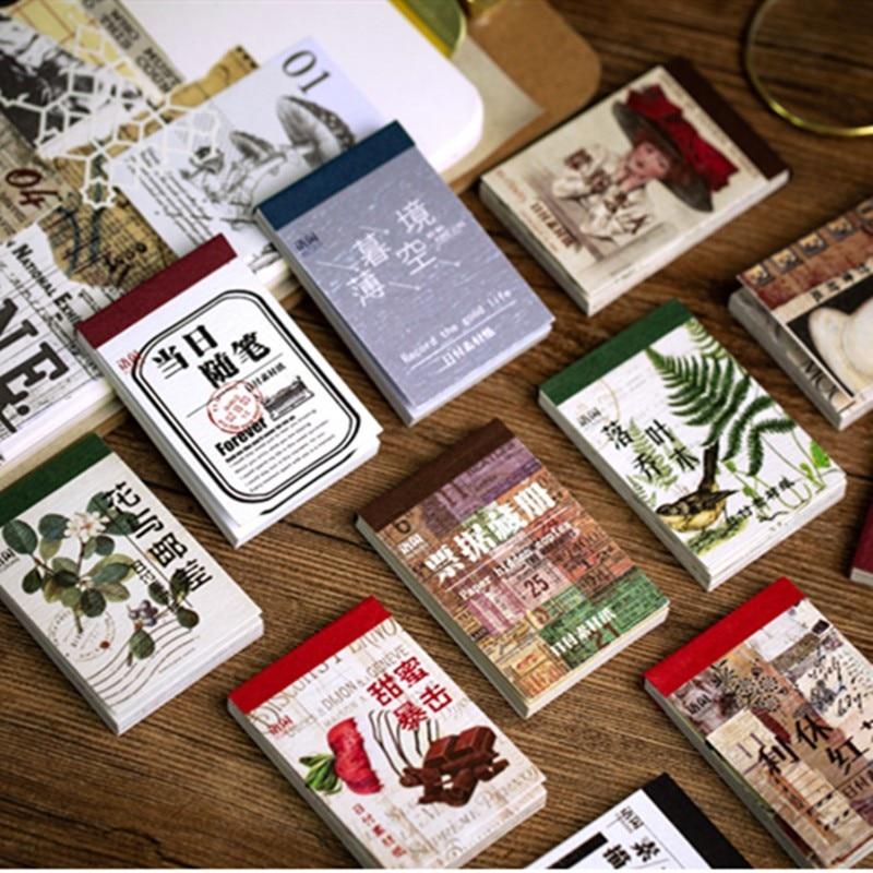 31-lenzuola-vintage-scrapbooking-materiali-sticker-vista-naturale-fai-da-te-decorazione-adesivi-per-scrapbook-diario-planner-album