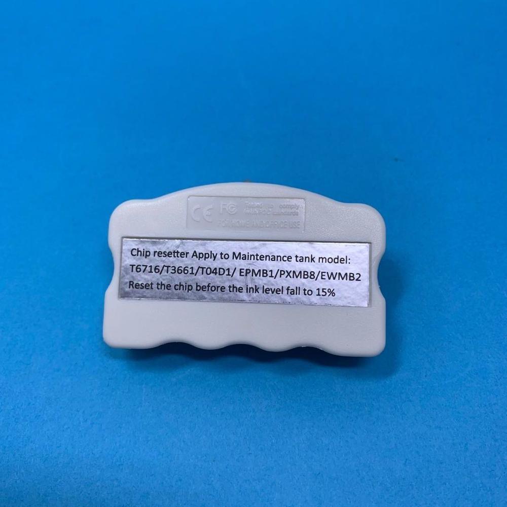 Фото - YOTAT Waste Ink Maintenance Tank Chip Resetter T6716 T3661 T04D1 EPMB1 PXMB8 EWMB2 For Epson L6168 L6178 L6198 L6170 L6190 L6191 ocbestjet maintenance tank resetter for