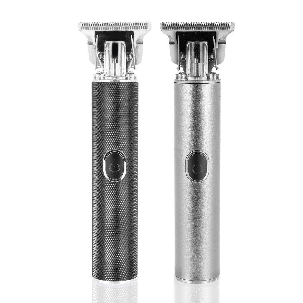 Professional Hair Clipper Electric Hair Trimmer Cordless Shaver USB Rechargeable Men Beard Barber Hair Cutting Machine 0mm enlarge