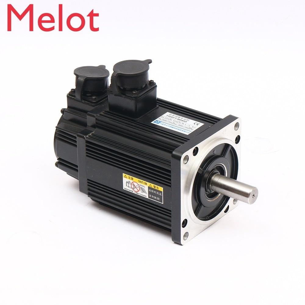 Горячая Распродажа горячая распродажа 1 кВт 220 в 3000 об/мин Серводвигатель переменного тока