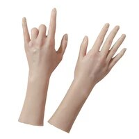 jewelry gloves bangle watch rings display mannequin fake hands photo stage props