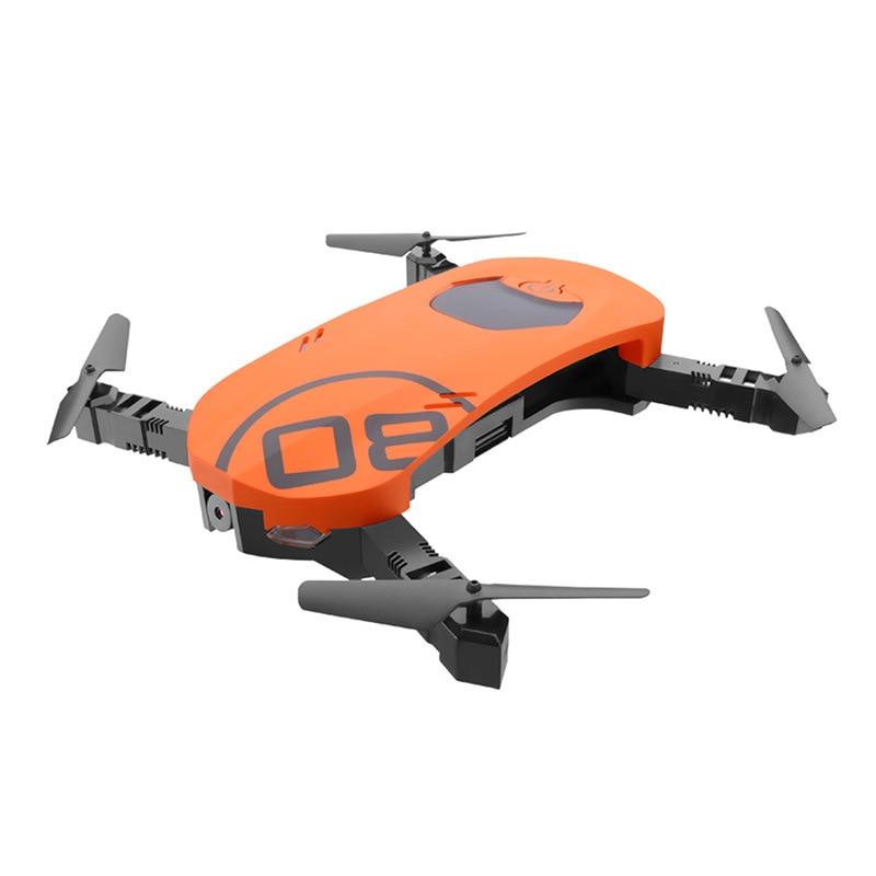 Vehículo aéreo plegable de cuatro ejes, foto aérea de alta definición, UAV, avión con Control remoto fijo de altura