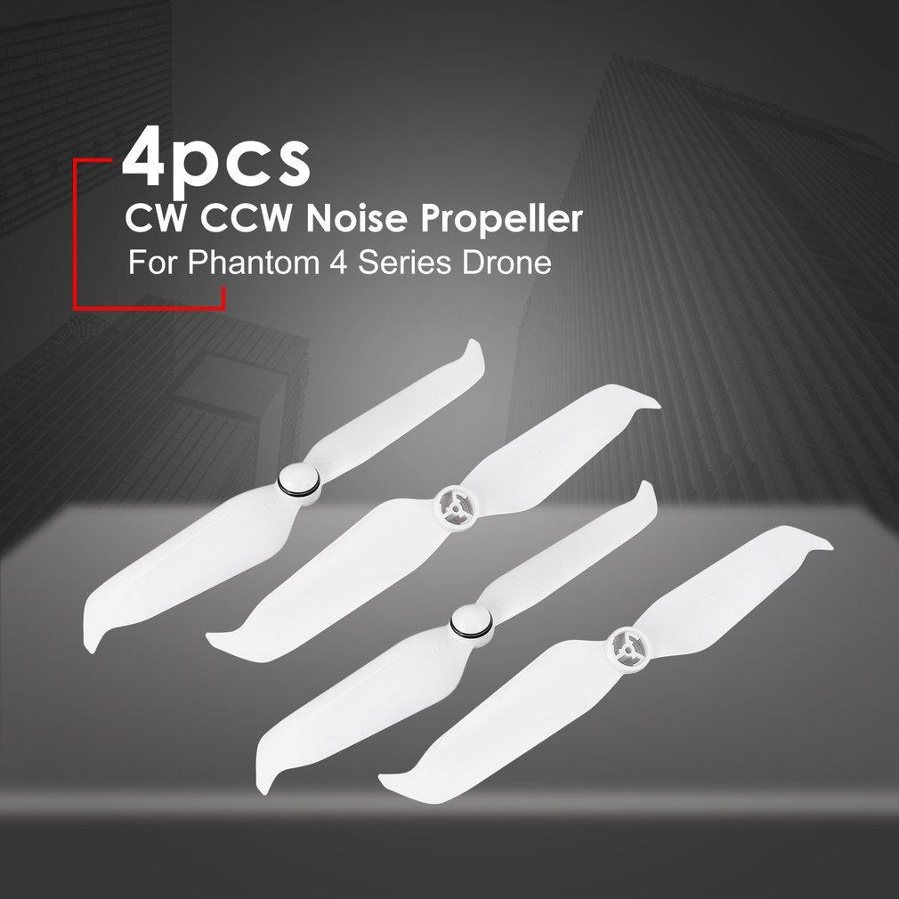 Низкошумные пропеллеры DJI Phantom 4 Series для DJI Phantom 4 Pro V2.0 / Phantom 4 Pro / Phantom 4 Advanced Series