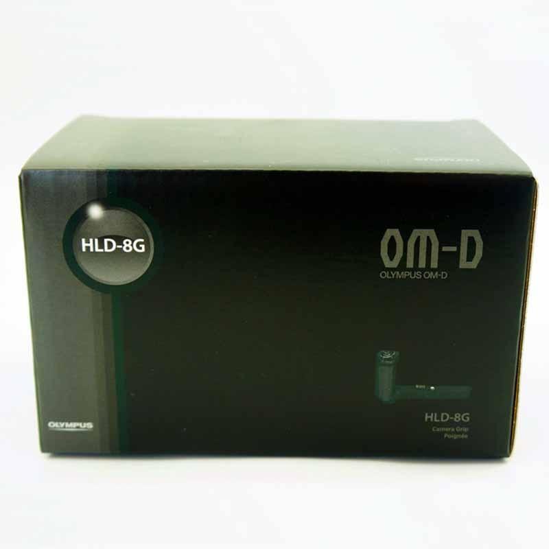 HLD-8G كاميرا الخارجية مجموعة لأوليمبوس OM-D E-M5 مارك الثاني EM5II EM5-2 كاميرا