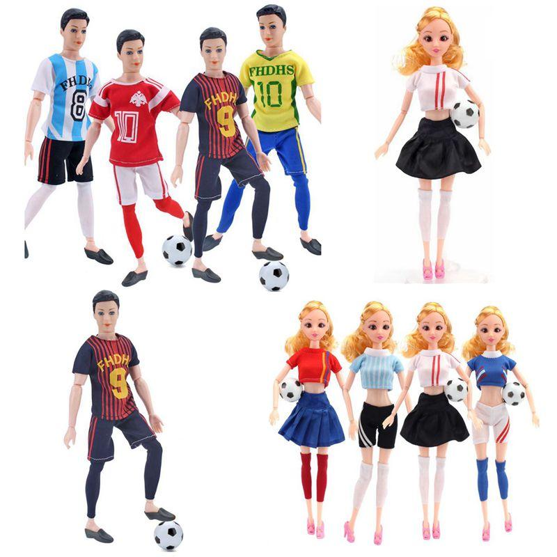 Modelo de jugador de fútbol para niños, juguetes deportivos de 30cm para...