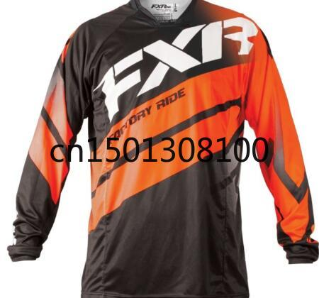 Men/Women Motocross Moto Bycicle BMX Jersey Mtb Downhill Tshirt Mountain Bike Clothing