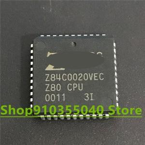 5PCS  Z84C0020VEC Z84C0020 PLCC-44