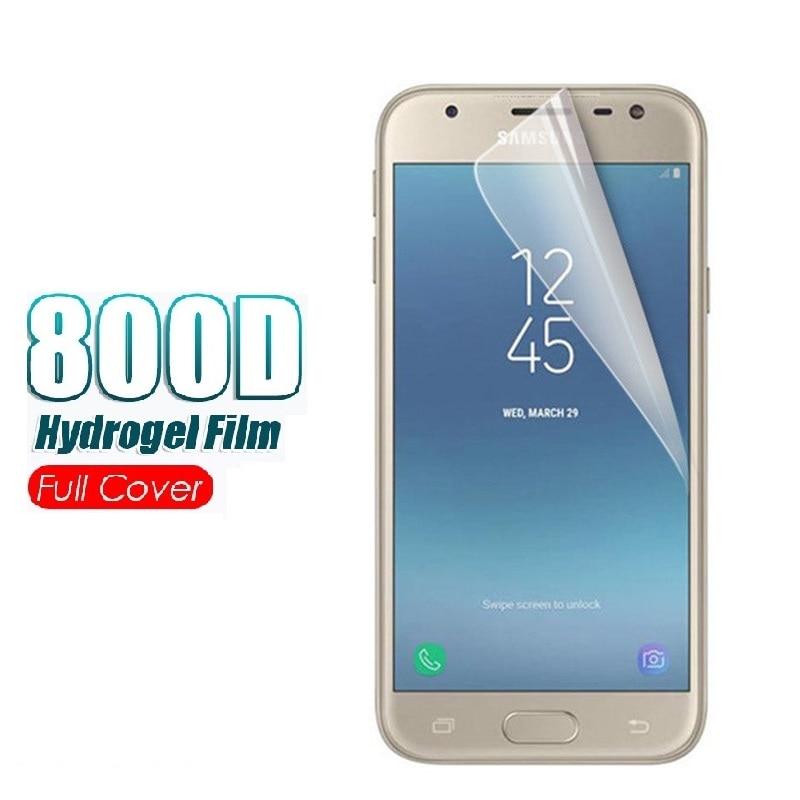 Protector de pantalla de teléfono película de hidrogel para Samsung Galaxy S6...