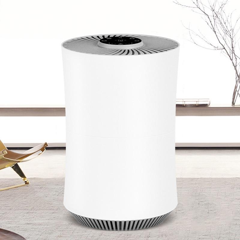 Настольный очиститель воздуха для домашнего рабочего стола отрицательных ионов