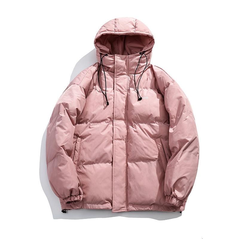 Куртка мужская с капюшоном, однотонная хлопковая верхняя одежда, выгодная цена, уличная одежда для дыхательных токов, зима