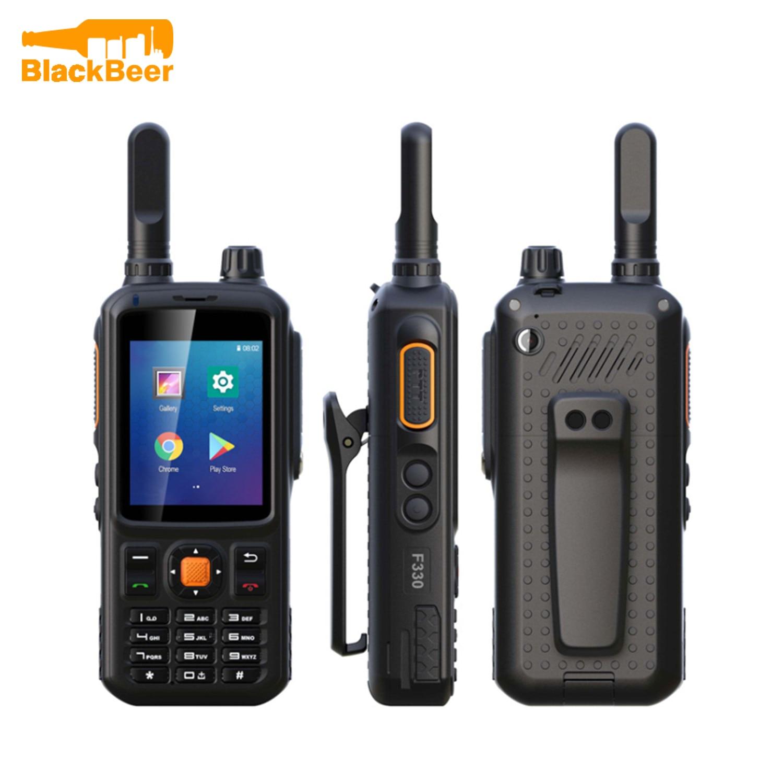 UNIWA F330 Zello Walkie Talkie Android 7.0 Quad Core Mobile Phone MT6737 1GB 8GB Smartphone 2.4