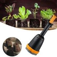 creative soil block maker plant soil block maker manual soil block tool for seedling greenhouse garden supplies