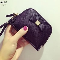 fashion exquisite women bag bags leather pu mini wallet coin purse bags women lady girl female wallets purses free shipping