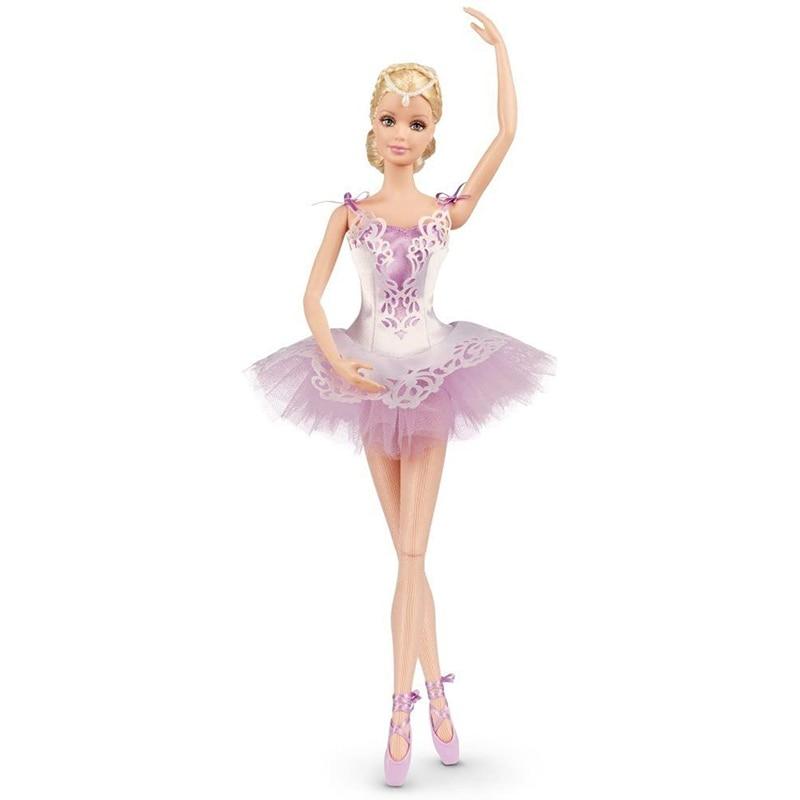 Colección de colección de Ballet Barbie CGK90 para niñas, juguete bonito para...