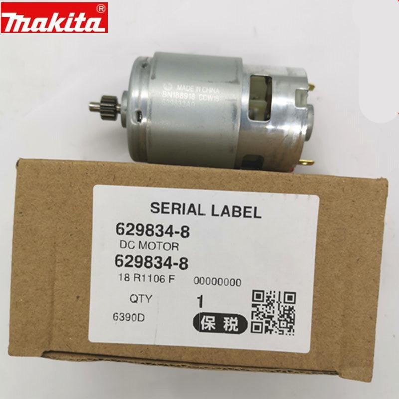 ماكيتا 629834-8 629937-8 18V المحرك ل HP457D DF457D BDF453 DDF453 DHP453 BHP453 8390D 8391D 6390D 6391D