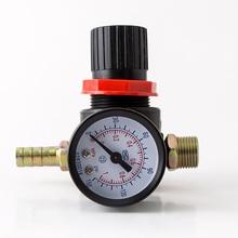 Paint Spray Gun Air Pressure Regulator Adjust Table Pressure Control Valve Low Pressure Gun Gas Consumption Pressure Gauge