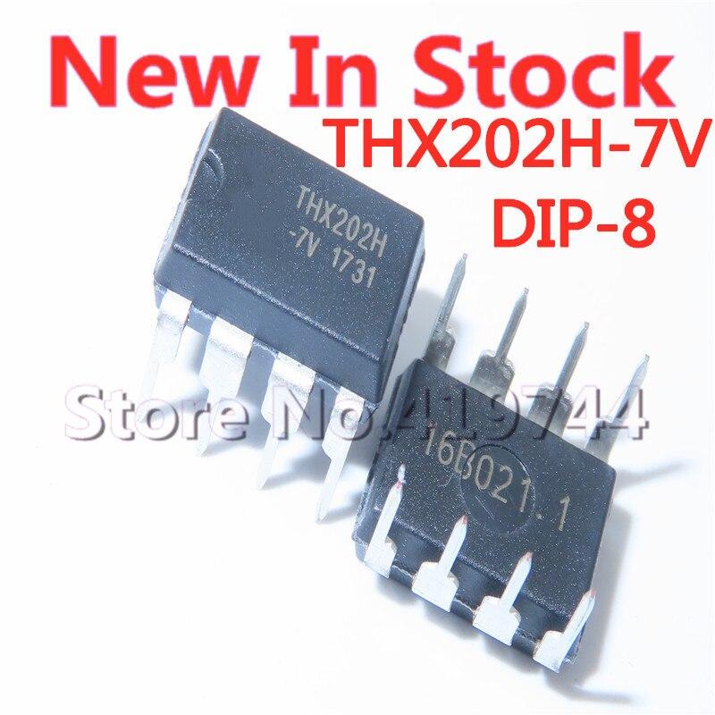THX202H-7V THX202H DIP-8, 5 unids/lote, cocina de inducción, Chip de potencia en Stock, nuevo IC original