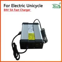 Gotway Electric unicycle 5A fast charger Tesla Msuper X Nikola Monster.Msuper 3S/3S+ fast charger 5A 84V 100-240V