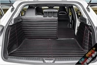 no odor full surrounded specialcar trunk mats for gla200 durable waterproof boot carpets