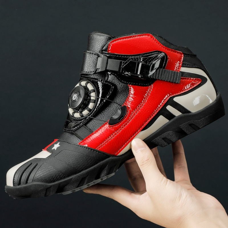 2021 new men's shoes outdoor sports shoes bicycle shoes road bottom high quality motorcycle shoes motorcycle shoes riding shoes
