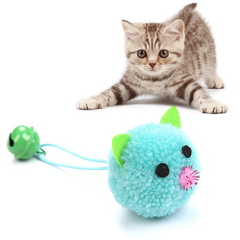 1pcs Cat toys False Mouse Toys Interactive Mini Mice Funny Plush Animal Playing Toys For Cats Kitten Toys