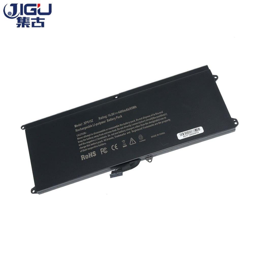 JIGU 14.8V Laptop Battery For Dell 75WY2 OHTR7 0HTR7 For XPS 15Z-L511X SERIES 15Z-L511Z SERIES L511X