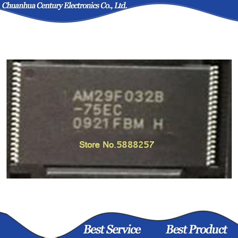 AM29F032B-75EC TSOP40 الجديدة والأصلية في الأوراق المالية