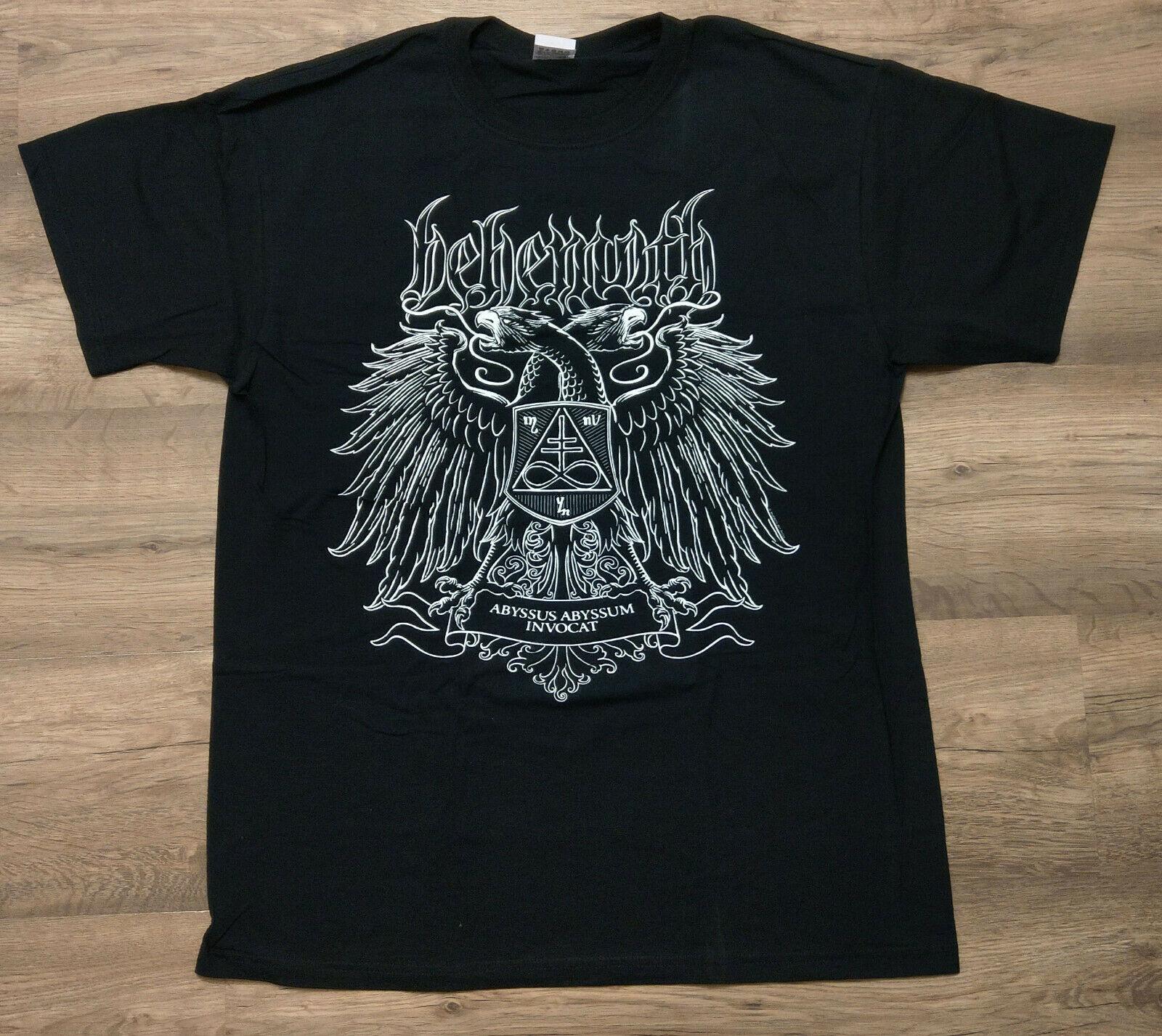 Behemoth - Abyssus Abissum Invocat (T-Shirt)