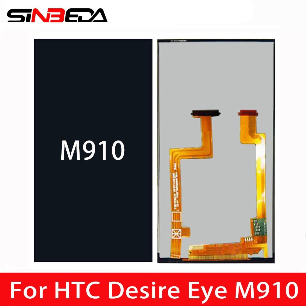 LCD Original de 5,2 pulgadas para HTC Desire Eye M910 M910x M910n pantalla LCD MONTAJE DE digitalizador con pantalla táctil con reemplazo de Marco