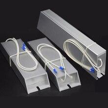 RXLG 1000W résistance de freinage 5ohm/10ohm-150ohm aluminium convertisseur de fréquence coque résistance factice charge Audio