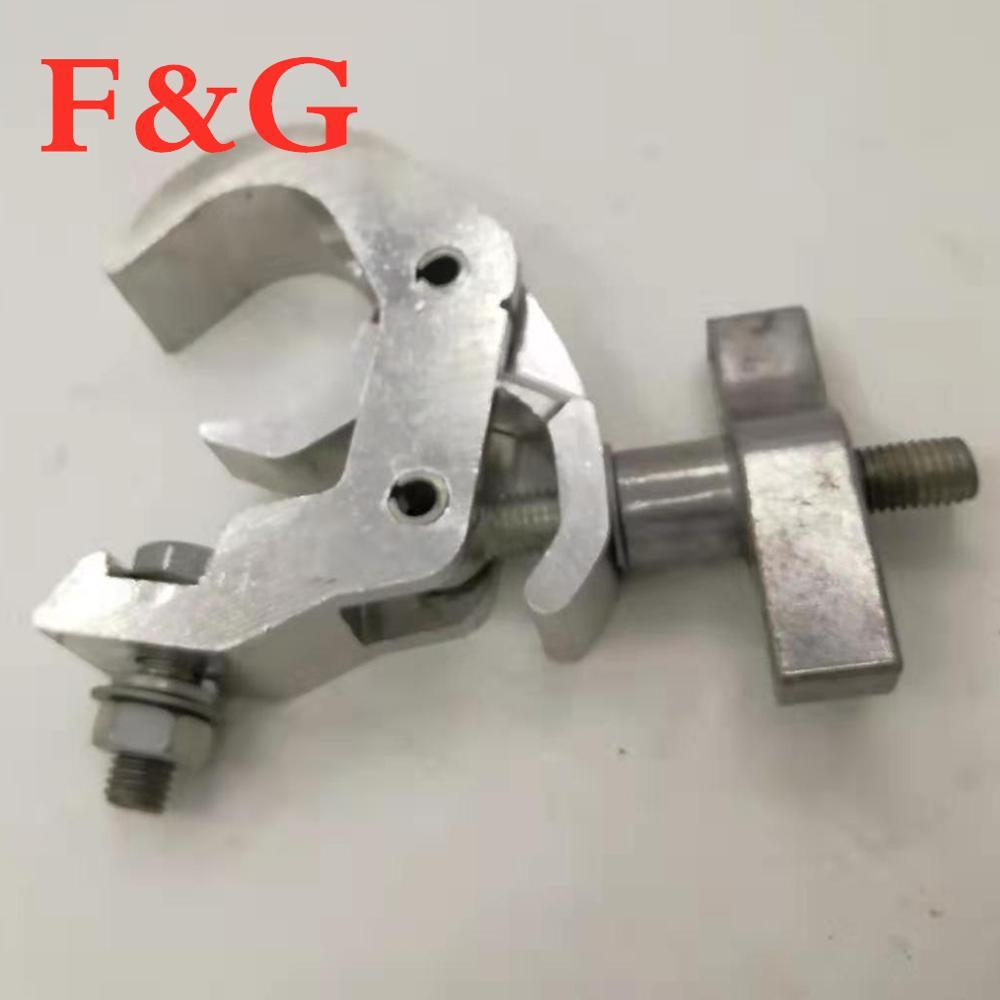 F & G-ganchos de aluminio para iluminación de escenarios, Club de DJ...
