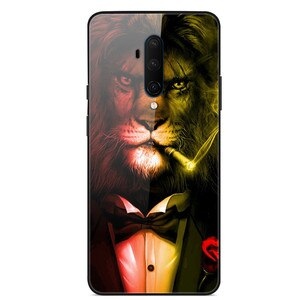 Glass Case For Oneplus 7T Pro Phone Case Phone Cover Phone Shell Back Bumper Series 1