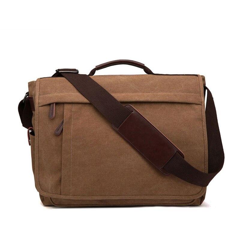 Toile pour ordinateur portable sac à bandoulière pour ordinateur portable 13.3 14.1 15.6 pouces pour Macbook Air Pro 13 sac dordinateur portable pour Xiaomi acer hp Dell ASUS