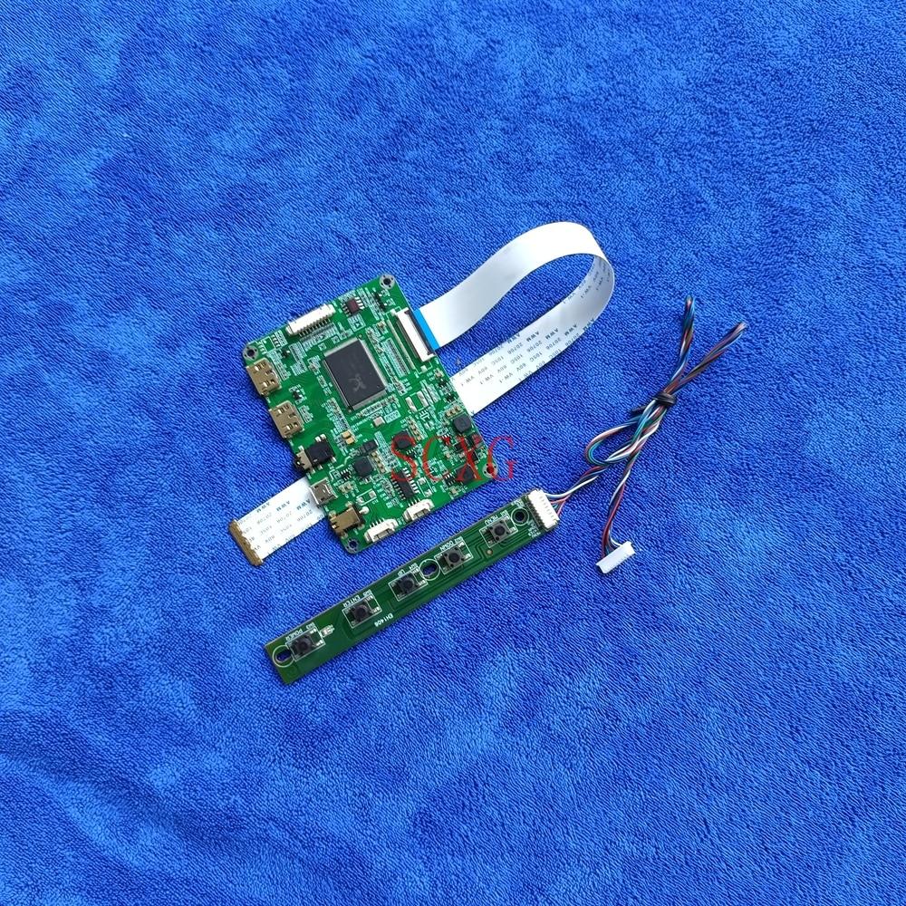 1366*768 For NV116WHM-N41/N43/N45 HN116WX1-100/201 EDP 30-Pin 5 فولت المصغّر USB جهاز تحكم بالشاشة طقم لوحة LCD 2Mini HDMI-متوافق
