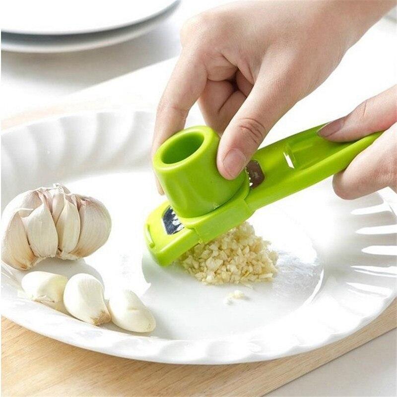 Acessórios de cozinha suprimentos gengibre alho moagem ferramentas alho slicer chopper triturador cozinhar gadgets utensílios de cozinha coisas