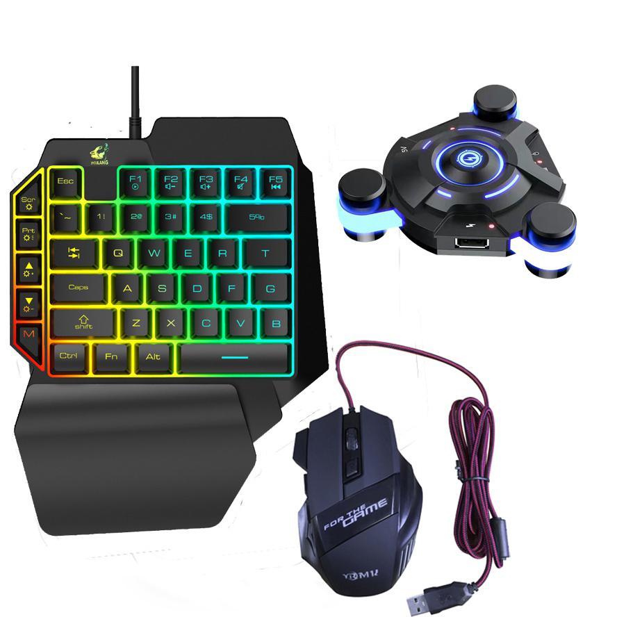 Adaptador convertidor TWISTER.CK para juegos K2 controladores remotos para videojuegos teclado ratón juego adaptador