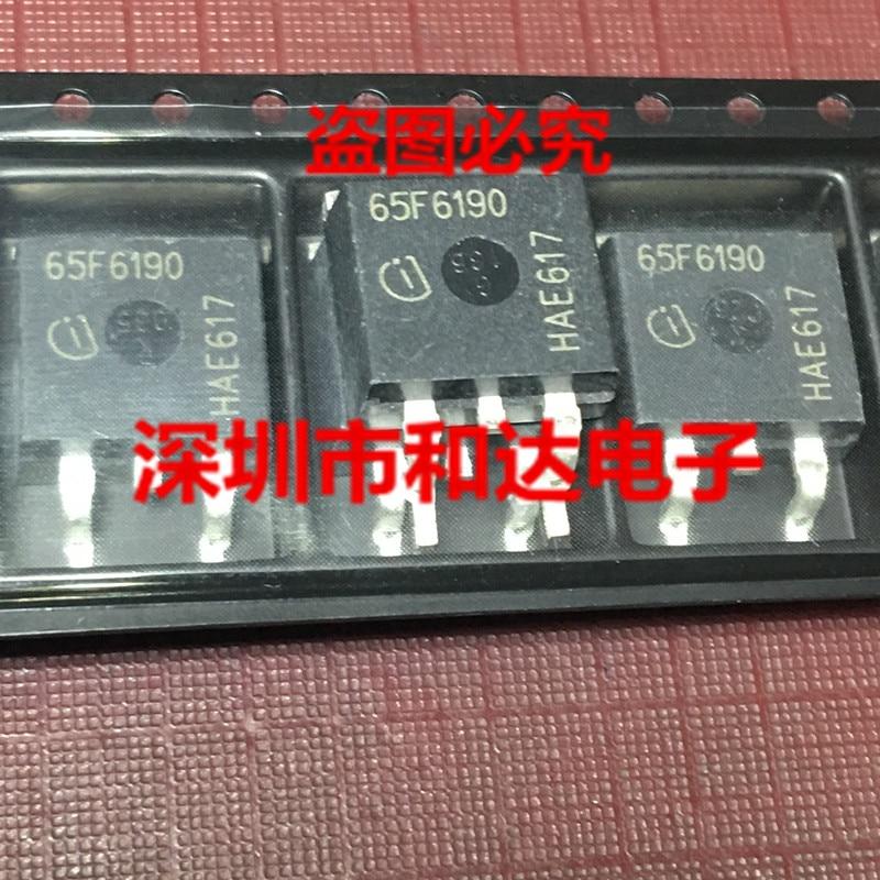 65F6190 IPB65R190CFD a-263