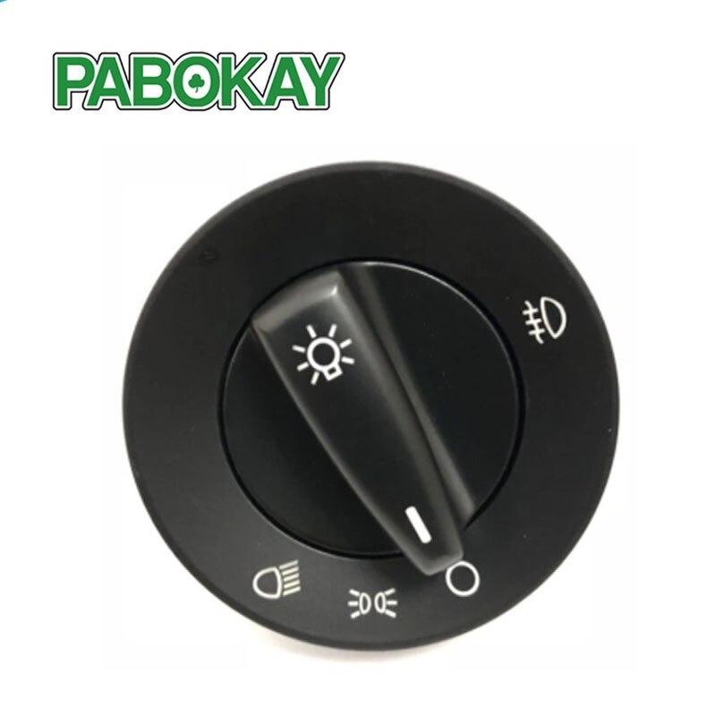 1C0941531 Headlight Fog Light Width Lamp Switch Control For V W J etta MK4 Bora Golf  Passat 5 Beetle 1C0 941 531